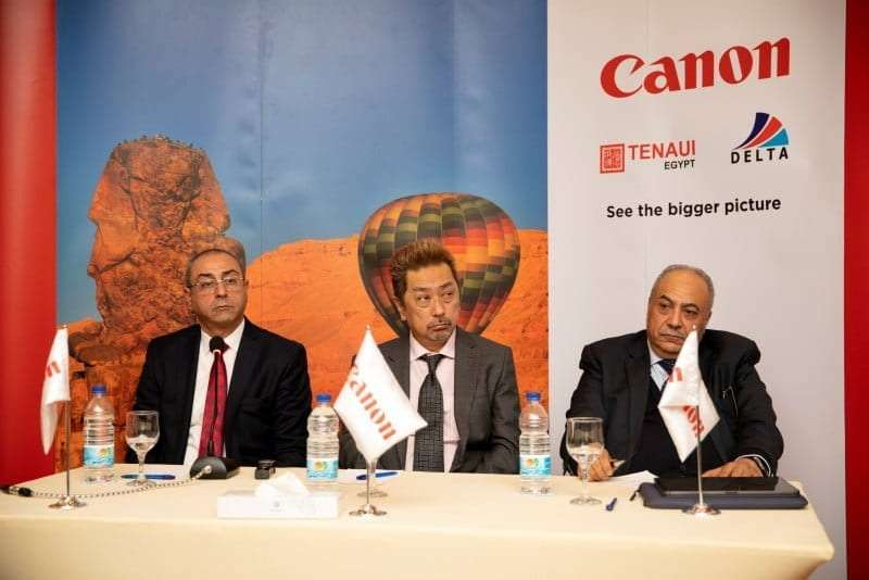 Delta and Tenaui are the ideal partner for Canon to continue to provide easy access to its wide range of innovative products and printing solutions