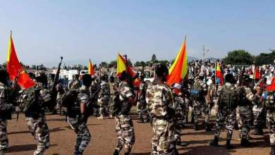 Tigray's defense forces|40th Anniversary of the Tigrayan People's Liberation Front (TPLF)- Mekelle (Ethiopia)