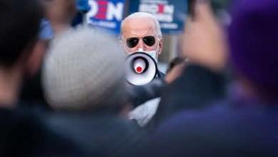 Joe Biden on Election Day - North Philadelphia