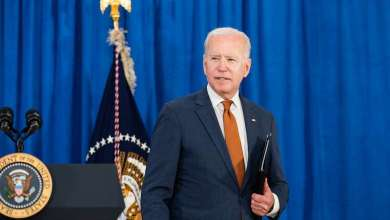 President Joe Biden delivers remarks on the May jobs report on Friday