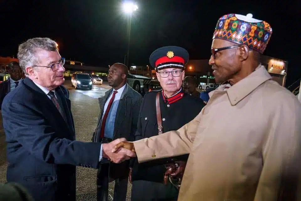   President Muhammadu Buhari buhari