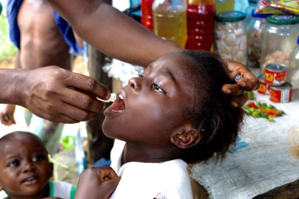 Cholera vaccination in Africa
