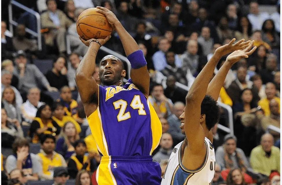 Kobe Bryant in 2010. (Toni L. Sandys/The Post)