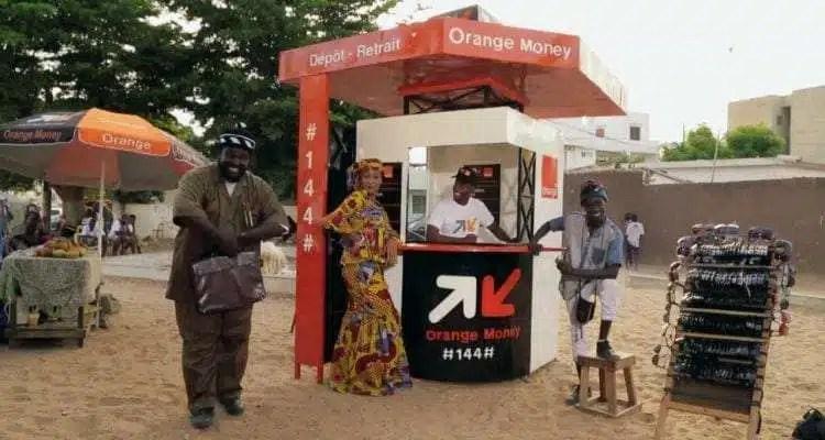 Orange mobile money on today news africa