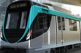 नोएडा रुट पर मेट्रो का ट्रायल रन हुआ शुरू , ग्रेटर नोएडा डिपो से लेकर नोएडा के सेक्टर 83 तक सफलता पूर्वक दौड़ी मेट्रो ...