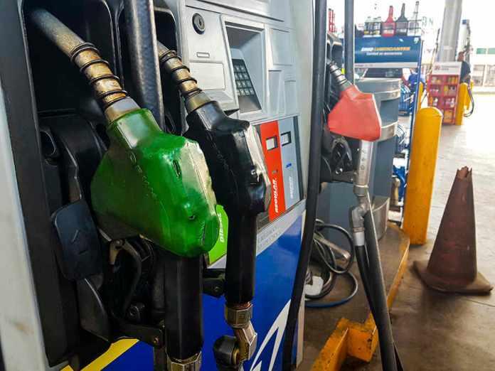 Nicaragua imports less fuel as consumption drops