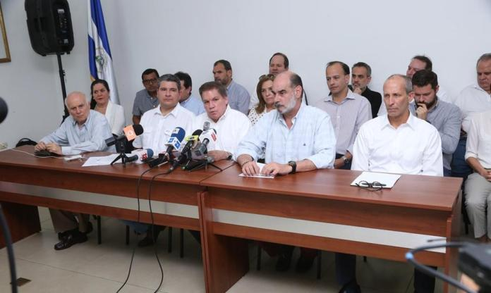 """Nicaraguan Business Leaders Demand Withdrawl Of """"Unfounded Accusations"""" Of Coup Plot"""