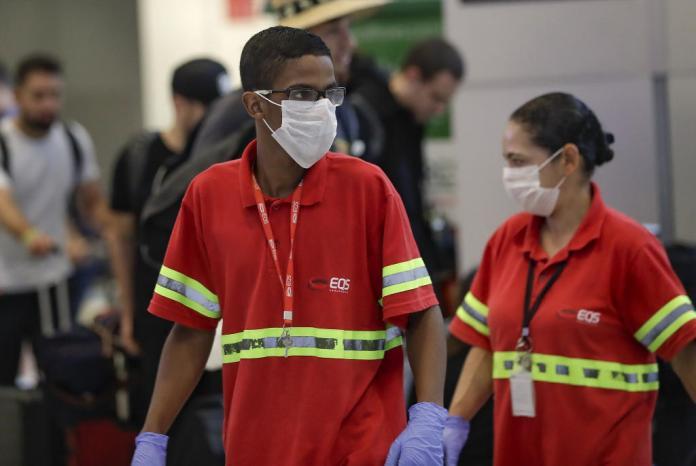 Coronavirus In Latin America Confirmed In Brazil