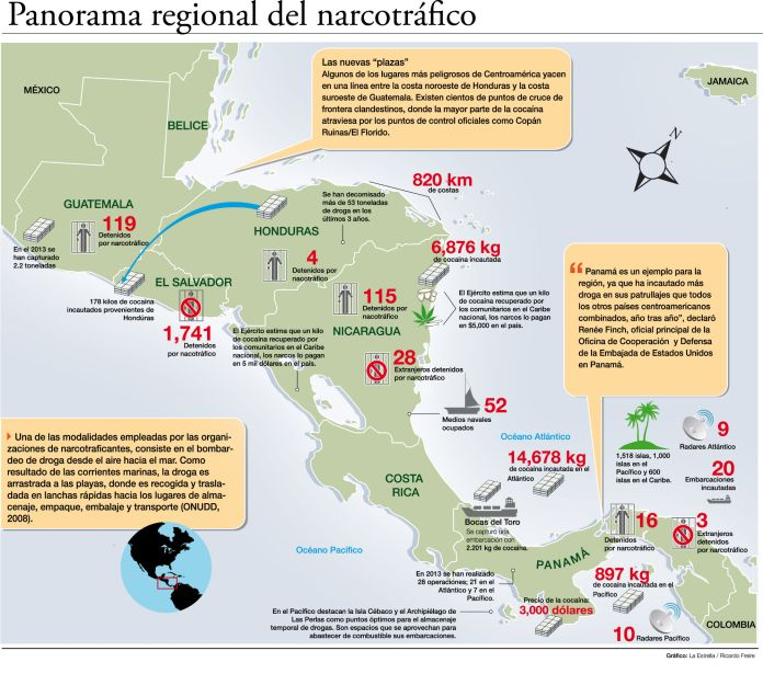 Narco-Islands: Mexico Ends One Journey, Starts Another