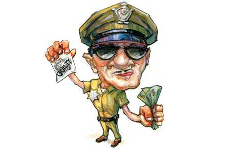 Nicaragua Shakedowns Like Highway Robbery