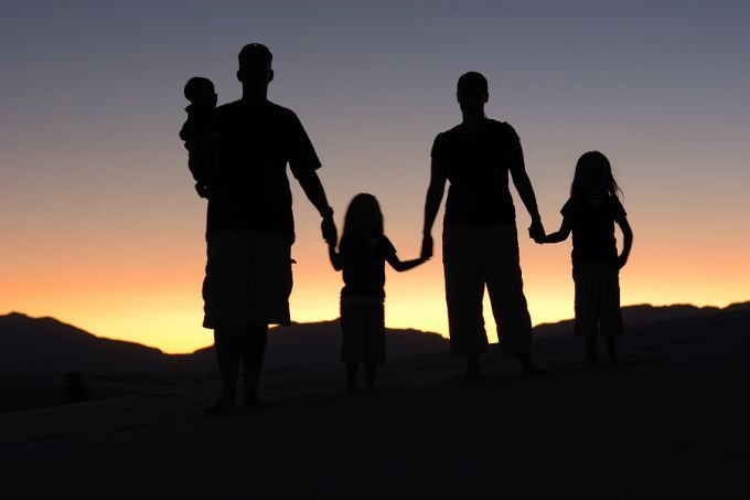 What kinds of family issues are important to a Nicaraguan bishop?