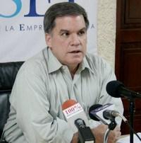 José Adán Aguerri, president of Cosep de Nicaragua