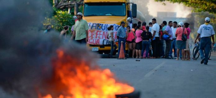 Two Killed in Nicaragua Canal Protests