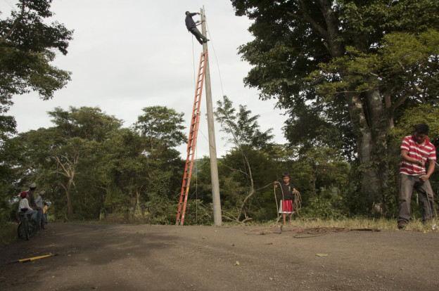 Nicaragua's Bottom-Up Rural Electrification