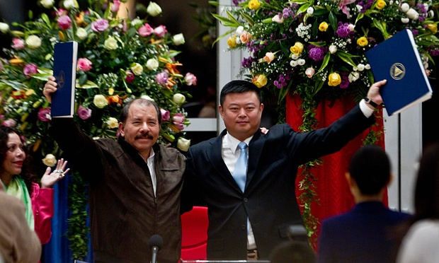 Serious Economic Losses By Chinese Promoter Puts Nicaragua Canal In Doubt