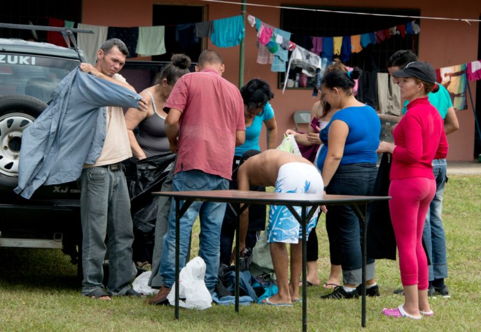 Nicaragua Blames U.S For Encouraging Illegal Migration