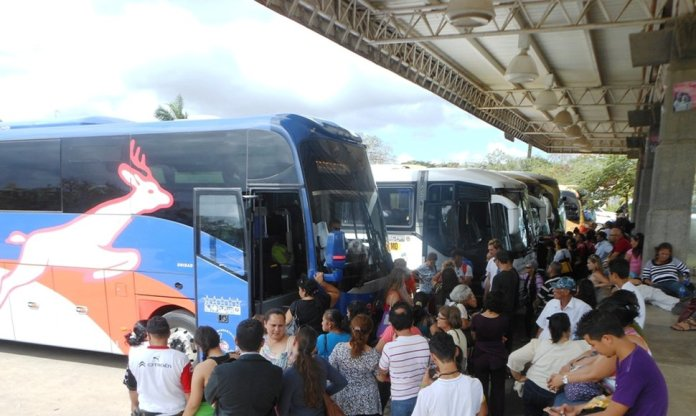 Nicaraguans Happier To Stay Home: Emigration Down 10.3%