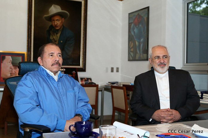 Iran Interested Nicaragua Canal