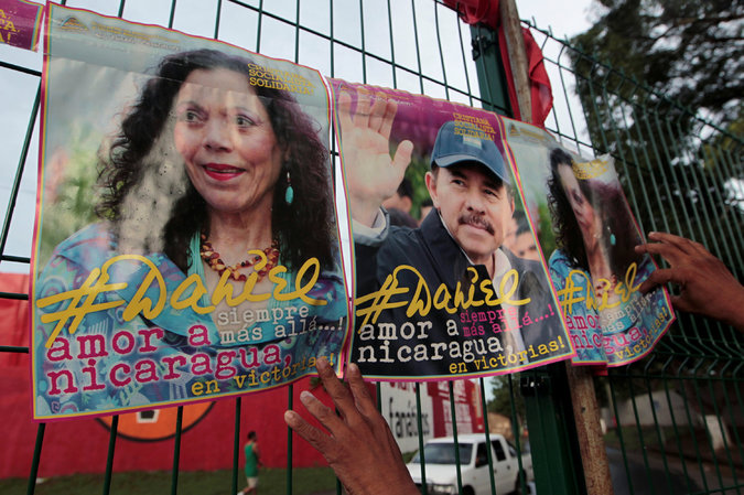 A Real-Life 'House of Cards' in Nicaragua