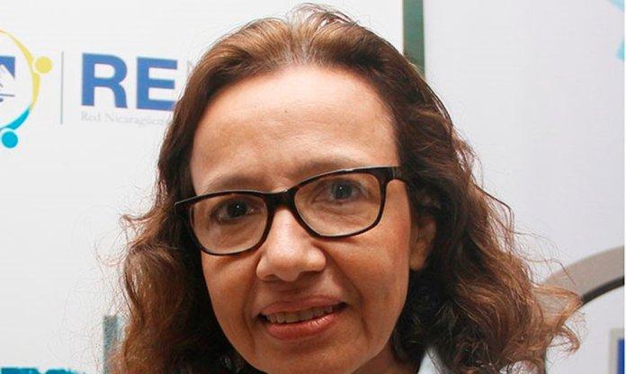 """Berta Mayela Quintanilla, """"... Director General of Fundación Victoria"""