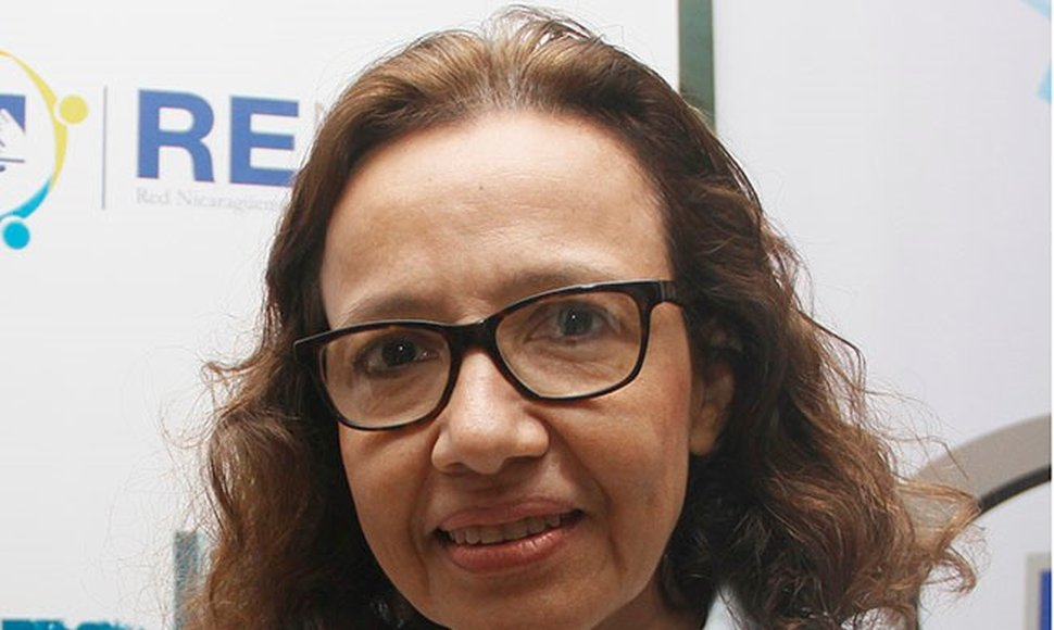 "Berta Mayela Quintanilla, ""... Director General of Fundación Victoria"