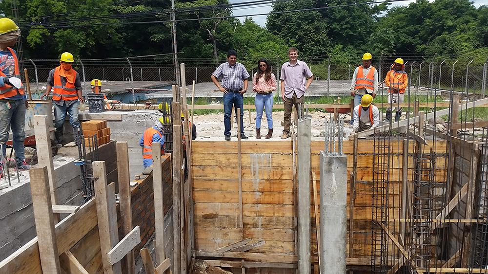 AguaClara begins construction of water plant in Nicaragua