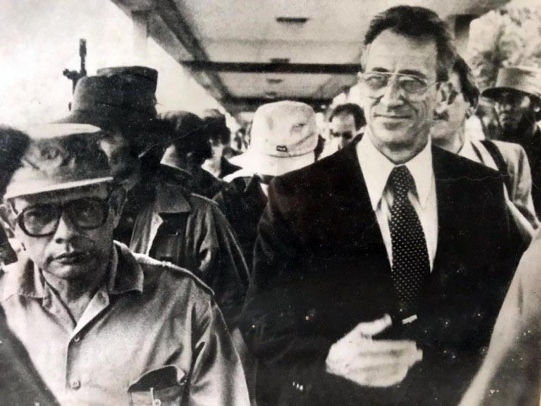 Lawrence Pezzullo, Who Brokered End Nicaragua's Somoza Regime, Dies at 91