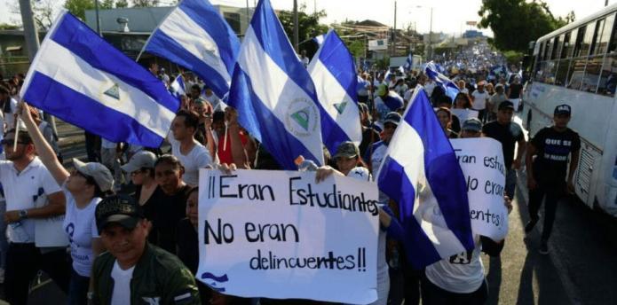 The International Community Dooms Nicaragua to Repeat Venezuelan Experience