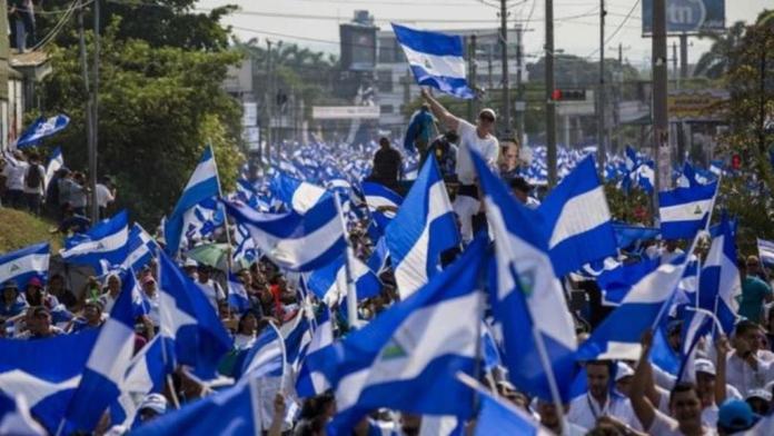 Thousands Take Part In Renewed Anti-Ortega Rallies