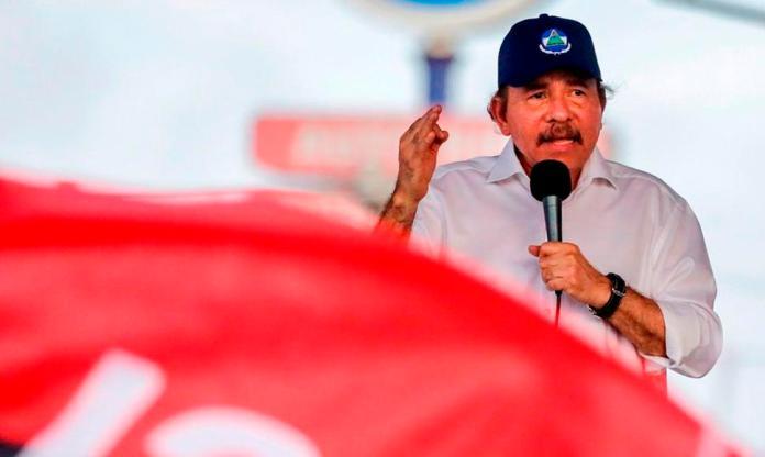 """Daniel Ortega: """"Here We All Stay"""""""