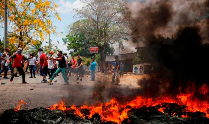 Clashes Continue in Northern Nicaragua