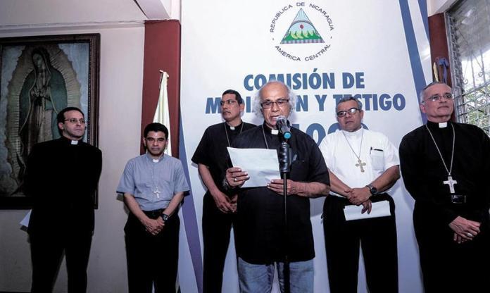 Bishops To Speak With Ortega For New Talks