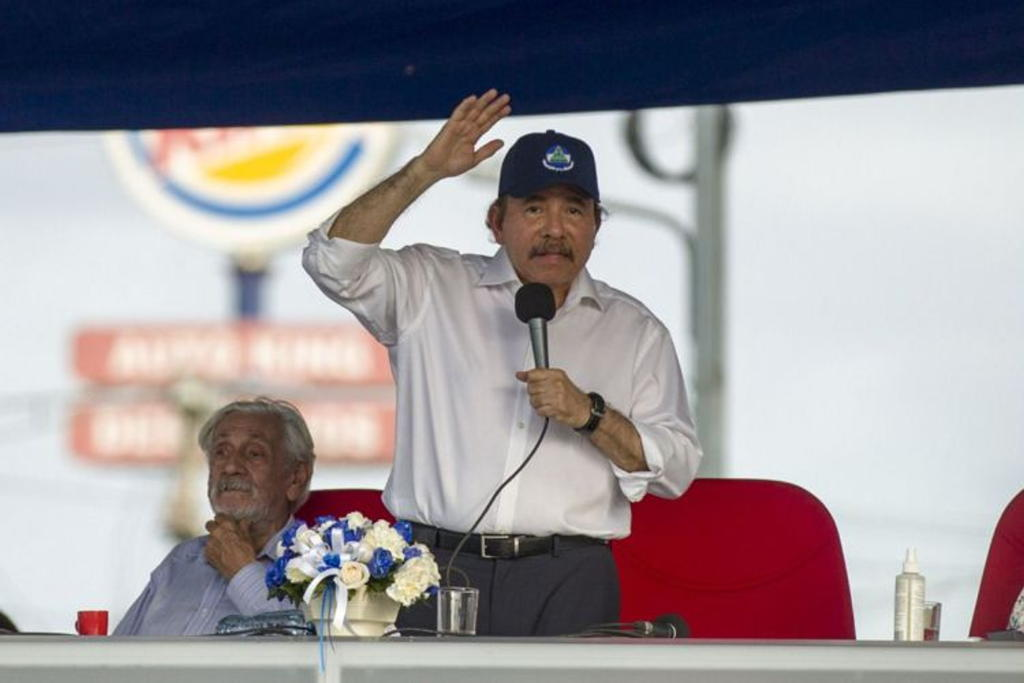 Strike paralyzes Nicaragua capital as talks to resume Friday
