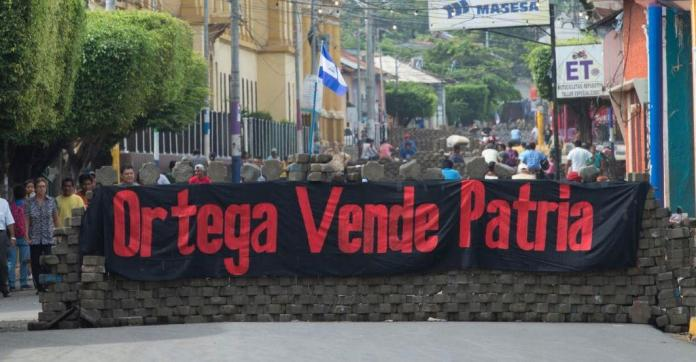 As Demonstrators Demand Nicaraguan President's Resignation, Government Accuses Opposition of Coup
