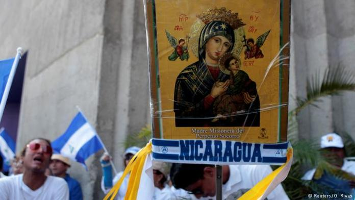 """US Commission for religious freedom: """"The Church in Nicaragua must be protected, not aggressively attacked"""""""