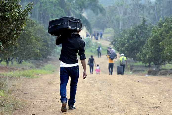 IACHR monitors the situation of Nicaraguans forced to flee to Costa Rica