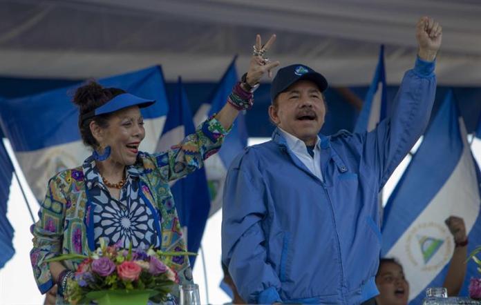 "Ortega Presents His Proposal of ""Reconciliation"""
