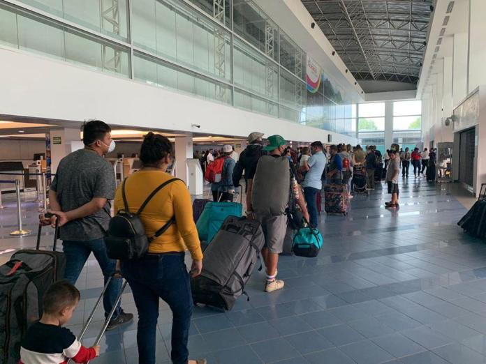 Americans Flee Nicaragua!