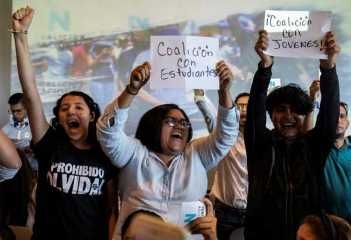 Nicaragua's opposition broadens