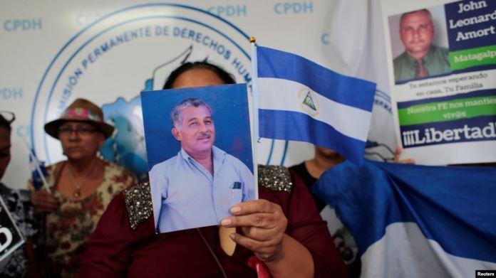 OAS Demands Ortega Keep Promise to Free Nicaraguan Political Prisoners
