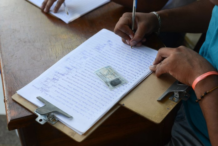 Pressure in Nicaragua to Sign Life Sentence Petitions