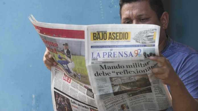Nicaragua, Soon to Become the Only Country Without a Print Newspaper