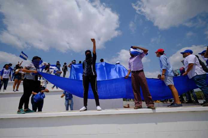 We Are Not the Children of the Nicaraguan Revolution