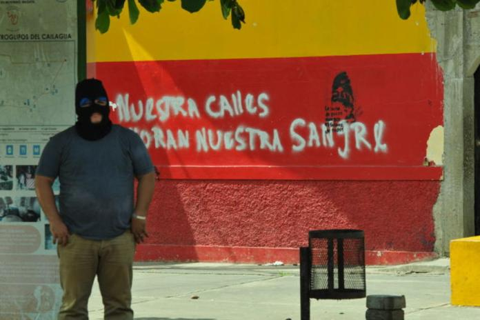 Rights group: Masked Paramilitaries Rule Nicaraguan Streets In 'Undeclared State of Siege'