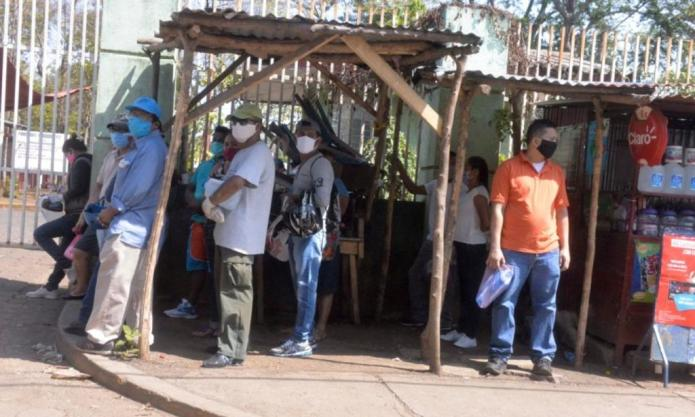 PAHO recognizes that Nicaragua is already in the community transmission phase of Covid-19
