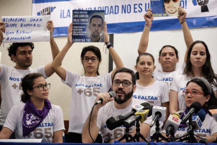 Nicaragua opposition calls for abstention on election day
