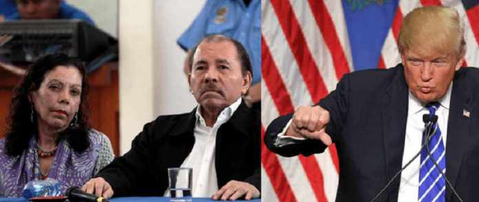 U.S. President Signs NICA Act And Imposes Sanctions on Nicaragua