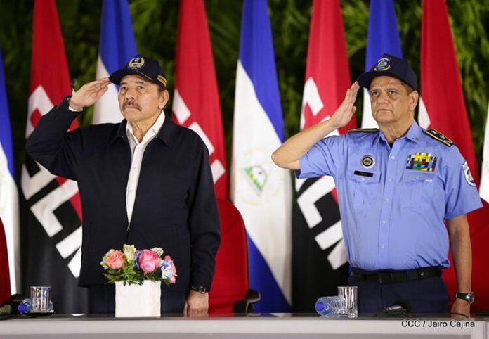 U.S. sanctions the National Police of Nicaragua