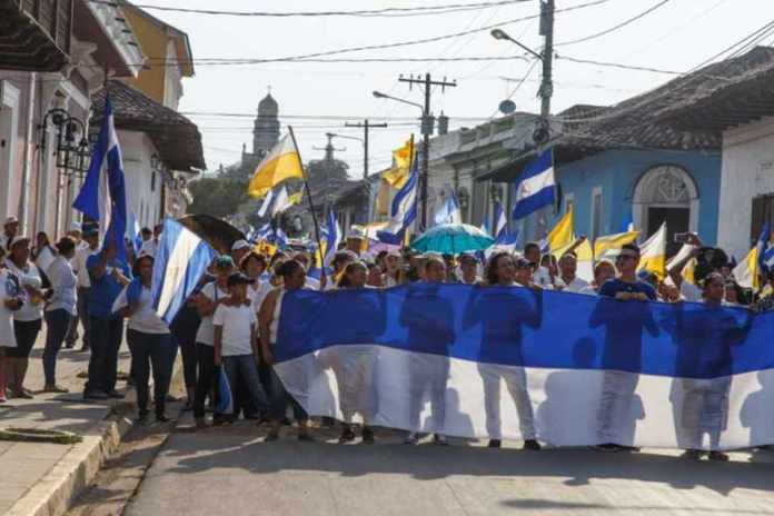 Nicaragua political prisoners pray for a free country