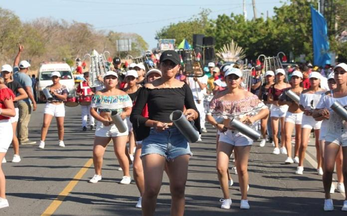 Despite COVID-19, Nicaraguan Government continues to promote massive activities